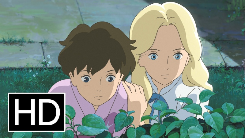 Omoide no Marnie trailer
