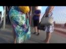 SEXY GIRL BIG POPA Сексуальная девушка в платье FULL HD 1080. art One.08.18.