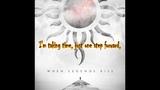 Godsmack - When Legends Rise LYRICS
