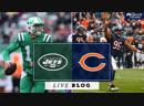 NFL | Week 8 | New York Jets vs Chicago Bears | 28.10.2018
