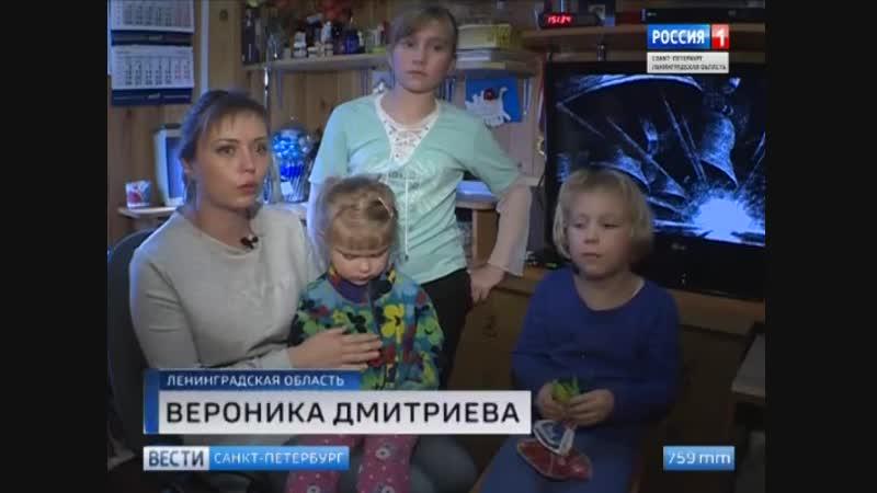 Сюжет о переходе на ЦЭТВ в Петербурге и Ленобласти в программе Вести, тк Россия-1