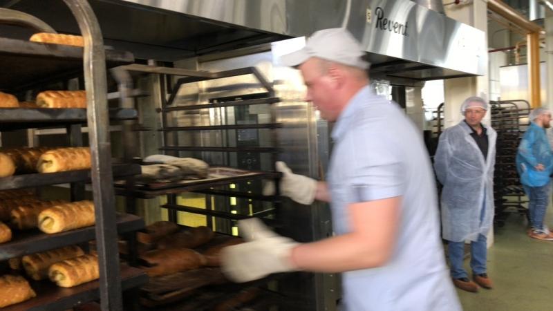 Как делают хлеб в Тюмени