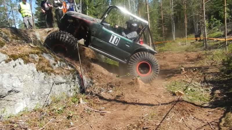 Ra Sa Vil Trial 2019 Finland день второй....