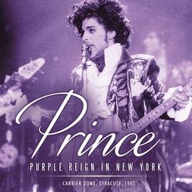 Prince альбом Purple Reign in New York (Live)