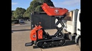 Cormidi C1200 Narrow Access Tracked Dumper with High Tip