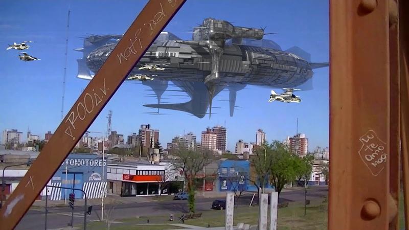 Ovnis en la ciudad ufo sightings