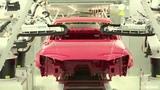 Сборка Audi A3 седан 2013, на заводе в Венгрии
