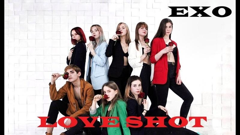 UNIT M EXO 엑소 Love Shot Dance Cover