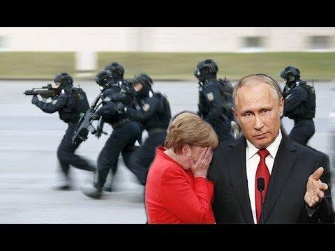 В Германии 200 офицеров спецназа готовили переворот.