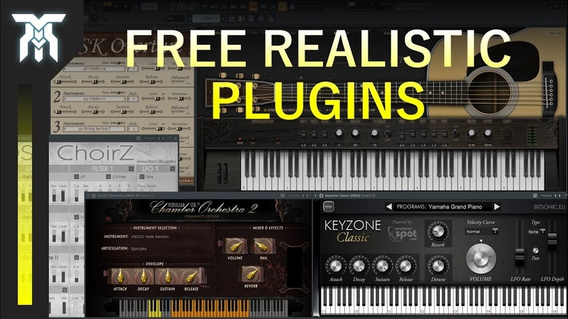 Best Free Orchestral VSTs 2018 Realistic instruments