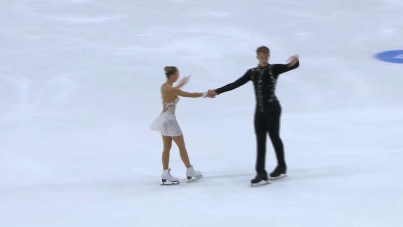 Finlandia Trophy 2018 Aleksandra BOIKOVA / Dmitrii KOZLOVSKII FS