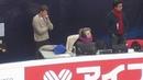 TAT and Yagudin reaction to Yuzuru Hanyu FS COR 2018 fancam