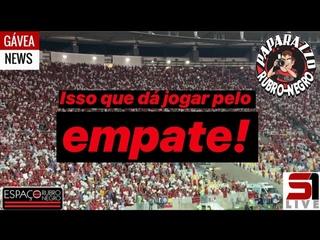 Pós-Jogo: FLA 0x1 FLU! Abelão jogou pelo empate e acabou atrapalhando homenagem aos #NOSSOS10