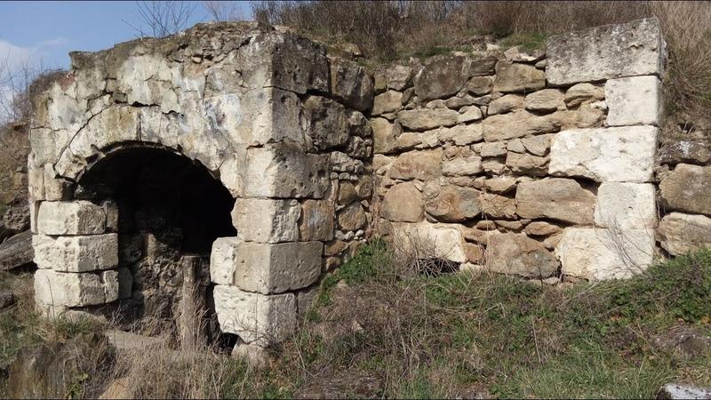 Чоргуньская башня Лазаревский акведук Чернореченский каньон