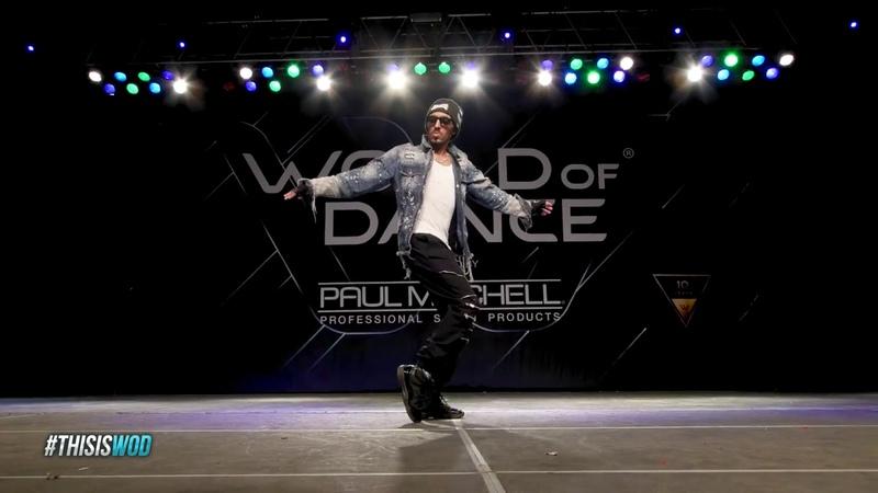 Marquese Scott | FrontRow | World of Dance Dallas
