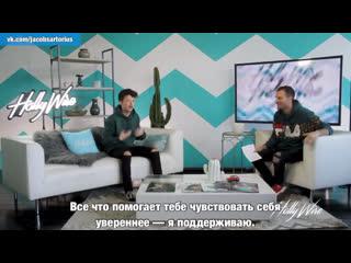 Jacob sartorius — hollywire (russian sub)