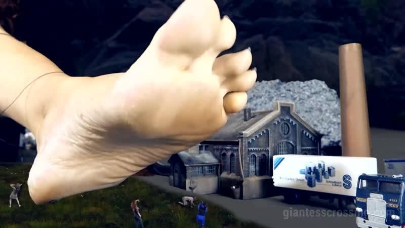 GIANTESS MOUNTAIN – THE GODDESS AWAKENING SFX