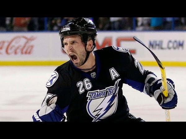 Martin St. Louis career highlights   NHL Rewind