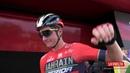 La Vuelta etapa 11 control de firmas completo salida Mombuey