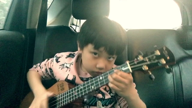 (Guns N' Roses)Sweet child o' mine - Feng E