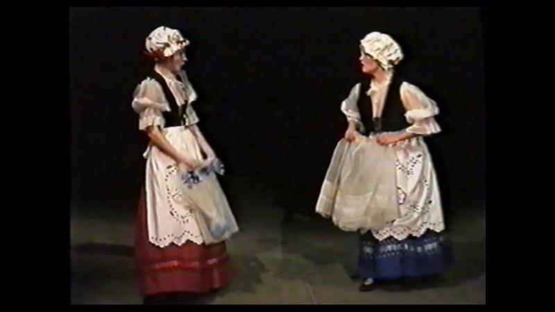 Сказка Волшебная свирель, с Кравченко, полностью, 1999 г., 3-й курс. Колледж культуры, Белгород