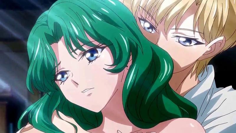 Sailor moon crystal haruka michiru