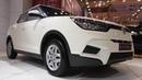 SsangYong Tivoli e-XGi160 Bensine MT 2WD Crystal Grand White - Exterior and Interior Lookaround
