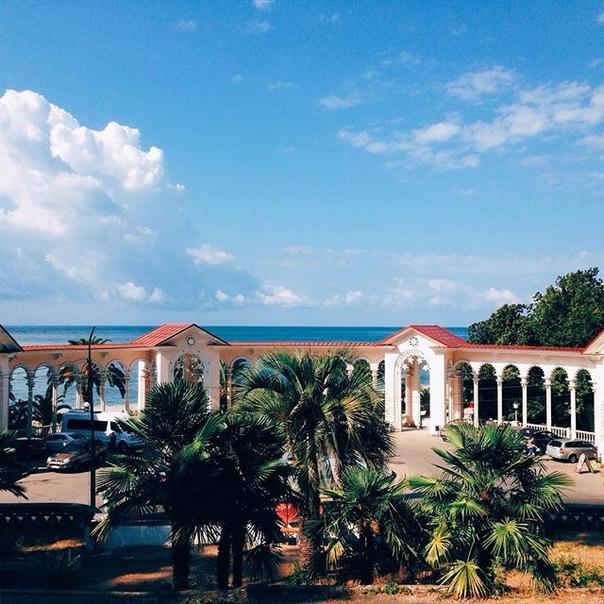 Туры в Абхазию за 10400 с человека на 9 ночей в сентябре