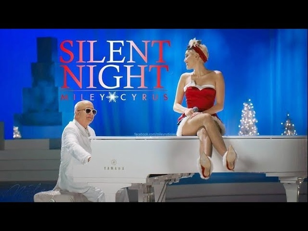 Miley Cyrus - Silent Night (From A Very Murray Christmas)