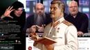 Маргинал смотрит дебаты Сталин национальный герой или величайший преступник Крылов и Душенов