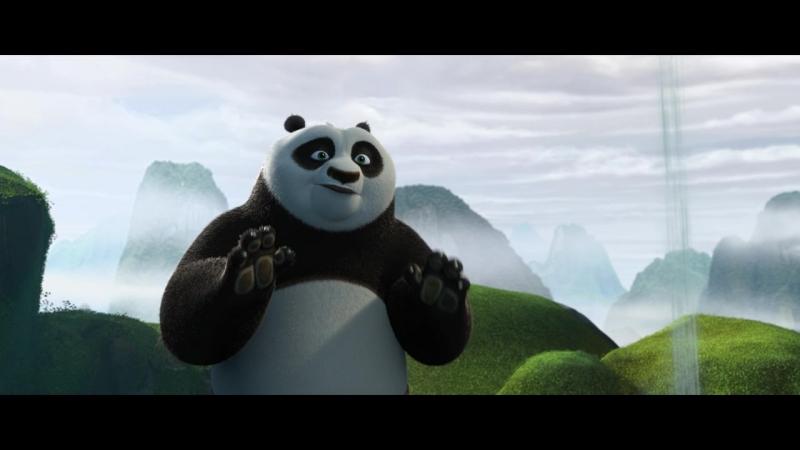 кунг фу панда 2 внутренний покой
