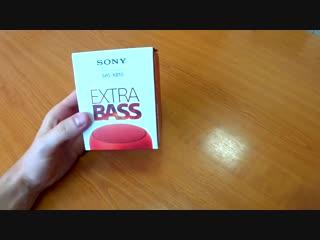 ОБЗОР Sony SRS-XB10 - Портативная Беспроводная Блютуз колонка. Review Sony Bluetooth Speaker