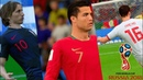 2018 FIFA World Cup ● Top 10 Goals (FIFA Remake)