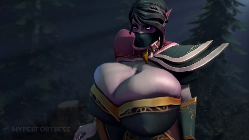 Assassin's Breast Expansion
