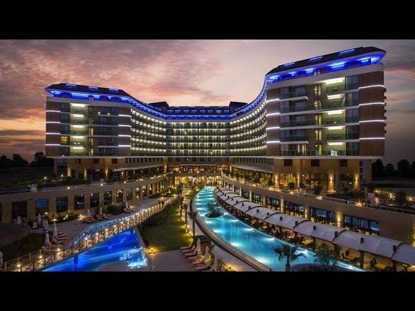 Aska Lara Resort Spa Hotel 5*- Turkey