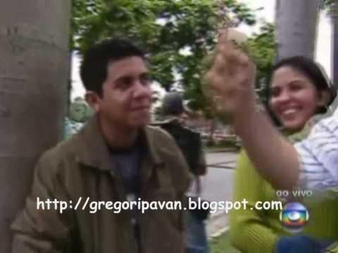 Márcio Canuto dá um tapa na cara do entrevistado, ao vivo, no SPTV 1ª Edição
