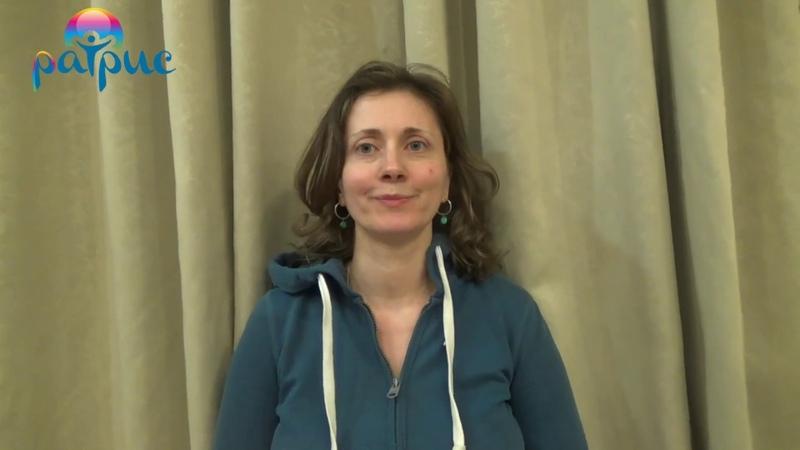 Отзыв о Холотропном дыхании в Центре РАТРИС Наталья