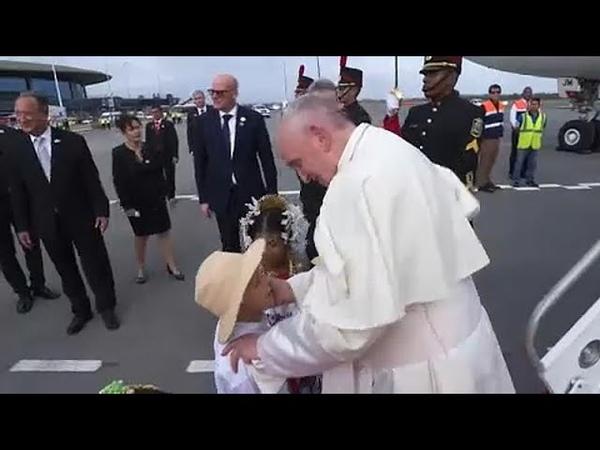 Папа в Панаме