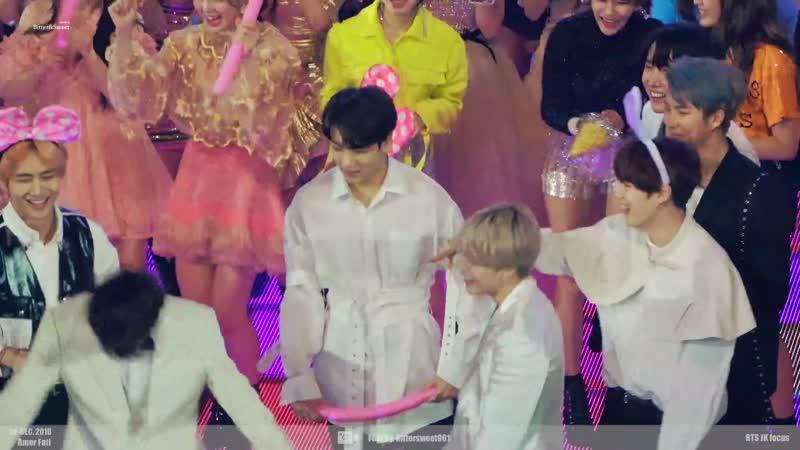 BTS 2018 12 28 KBS Amor Fati