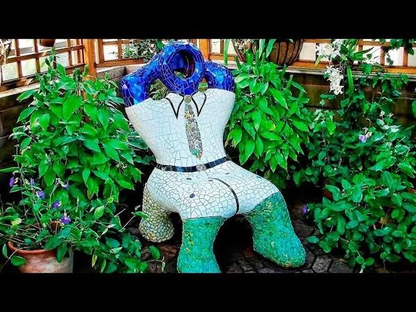 77 Удивительных идей и самоделок для дачи и сада / 77 ideas for decorating the garden / A - Video