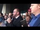 Ищенко: «В данный момент в городе Уссурийск тоже проходит протест».