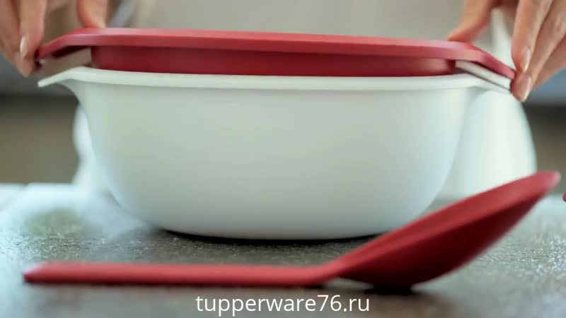 Термо Тап от Tupperware