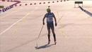 Мужская индивидуальная гонка на чемпионате России Тройка призёров