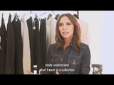 Victoria Beckham reveals the secrets of her 2019 Cruise collection