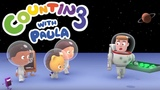 Counting with Paula Minisode #139- Lights in Outer Space
