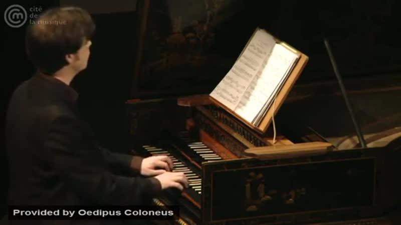 Bach_ Prelude and fughetta for harpsichord in G major, BWV 902 _ Aurélien Delage