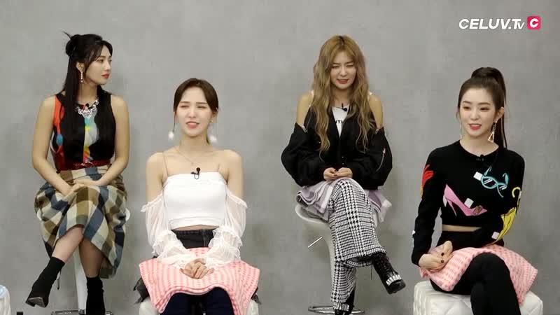 [Replay][Im Celuv] 레드벨벳(Red Velvet), 대체불가 걸그룹!