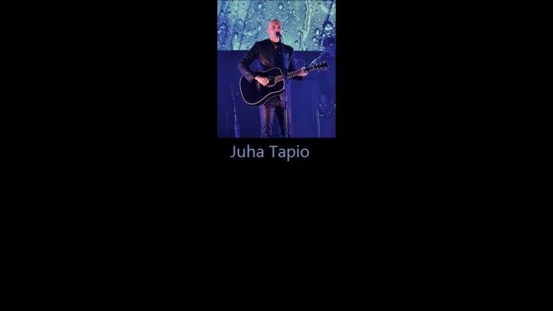 Finland- Juha Tapio- Päiväni Ilman Sinua [My Day Without You]