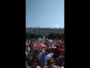 28.07.2018, Санкт-Петербург, пл. Ленина, митинг КПРФ - 1