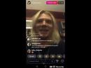 Прямой эфир Instagram Саша Лавер и Катя Рябова